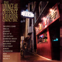 Lounge Ax Defense & Relocation Cd | V/A