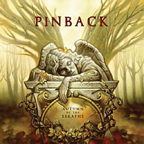 Autumn of the Seraphs | Pinback