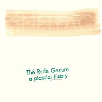 The Rude Gesture (A Pictoral History) | Shellac