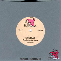 Soul Sound Single | Shellac